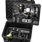 Waterproof Hard Case Compatible with DJI FPV Combo and More DJI FPV Drone