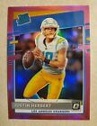 Top Justin Herbert Rookie Cards to Collect 24
