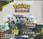 Pokemon TCG Sun  Moon TEAM UP Booster Box 36 Booster Packs Factory SEALED