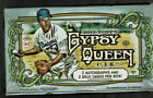 2013 TOPPS GYPSY QUEEN BASEBALL FACTORY SEALED HOBBY BOX 2 AUTOS & 2 RELICS +++