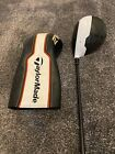 Taylormade m2 Driver with Fujikura Pro 60 Stiff Shaft and headcover