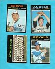 1971 Topps Football Cards 30