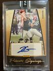 2016 Panini Super Bowl 50 Private Signings Football Cards 4