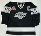 WAYNE GRETZKY AUTHENTIC CCM ULTRAFIL LOS ANGELES KINGS 1993 CUP JERSEY 52