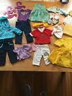 Large lot doll clothes fits 18 inch dolls like American girl  our generation