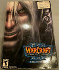 WarCraft III 3 The Frozen Throne Expansion PC Mac Computer CD NEW in SEALED BOX!