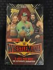 2019 Topps WWE Road to WrestleMania Hobby Box Factory Sealed