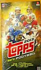 2013 TOPPS MINI NFL FACTORY SEALED FOOTBALL CARD BOX 1 AUTO OR 1 RELIC BOX