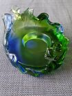 Liuligongfang Art Glass Crystal with Frogs 2000 Limited Edition 440 800