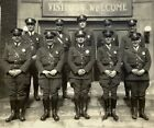 Vintage Police Photograph Possible Swift  Company Chicago Police Department