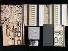 CTMH Silhouette Scrapbooking Kit Paper Pack Graduation Wedding Stamps Stickease