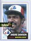Andre Dawson Awards and Personal Memorabilia Heading to Auction 13