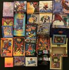 MARVEL X-MEN CARDS EMPTY BOXES HOBBY COLLECTOR DISPLAY CARDBOARD YOU CHOOSE