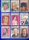 1967 Topps Who Am I? Trading Cards 16