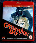 GRADUATION DAY 1988 Blu ray 88 FILMS Slasher Classic Collection