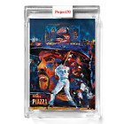 Mike Piazza Rookie Cards and Autograph Memorabilia Guide 9