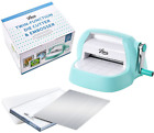 PAPUS Die Cutting  Embossing Machine Combo 6 Opening with 4 Cutting Pads for C