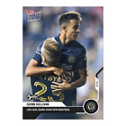 2021 Topps Now MLS Soccer Cards Checklist 23