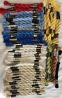 Lot Of 55 DMC Cotton Pearl Coton Perle 5 Embroidery Thread Multi Skeins France