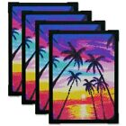 4x Black Frame For 10x14in Diamond Painting CanvasDisplay 3040cm Picture