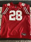 Ohio State Buckeyes Authentic Nike Jersey Beanie Wells Autograph Signed Size 52
