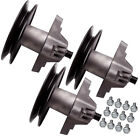 3 BLADE SPINDLE for CUB CADET for TROY BILT 918 04456A 618 04456A 618 04461 New