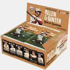 2021 TOPPS ALLEN GINTER X BASEBALL UNOPENED SEALED BOX ONLINE EXCLUSIVE