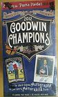 2012 UPPER DECK GOODWIN CHAMPIONS FACTORY SEALED BLASTER TRADING CARD BOX