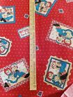 VINTAGE OOP DAISY KINGDOM RAGGEDY ANN AND ANDY FABRIC 1746 2 YARDS