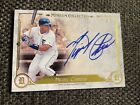 2012 Topps Museum Collection Miguel Cabrera On Card Auto Autograph 3 5