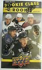 NHL UPPER DECK 2008-09 ROOKIE CLASS BOX SET FACTORY SEALED TRADING CARDS BLASTER