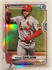 2021 Bowman Chrome Baseball Variations Rookie Refractor Gallery 49