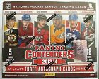NHL PANINI 2013-14 CONTENDERS FACTORY SEALED TRADING CARD HOBBY BOX-HARD TO FIND