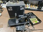 SINGER 221 Featherweight Sewing Machine 1946  AG820723 in case