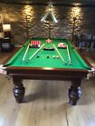 Snooker Table 10ft x 5ft slate bed by Birmingham Billiards Excellent condition