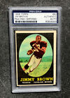 Jim Brown Football Cards, Rookie Cards and Autographed Memorabilia Guide 32