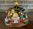Hallmark Thats What Christmas Is About Charlie Brown Peanuts Nativity Music Box