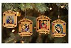 Christmas Ornaments Nativity of Christ Holy Family Madonna and Child Virgin Mary