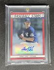 2020 TOPPS UPDATE RED AUTO AUTOGRAPH BASEBALL STARS GERRIT COLE YANKEES 25