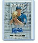 2013 Topps Finest Baseball Rookie Autographs Guide 34
