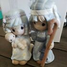 Precious Moments Pageant Nativity Once upon a holy night MaryJesusJoseph