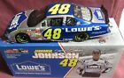 JIMMIE JOHNSON 124 ACTION 2003 MONTE CARLO 48 LOWES ROOKIE CAR