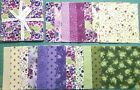 Boundless VIOLETTE Layer Cake  PORCELAIN Layer Cake 42 Pieces Each LOT of 2