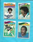 1977 Topps Football Cards 13