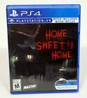 Home Sweet Home Sony PlayStation 4 PS4 PSVR VR Horror RARE