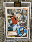 2021 Topps Archives Signature Series Retired Player Edition Baseball Cards 16