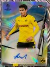 2019-20 Topps Finest UEFA Champions League Soccer Cards 25