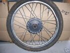 1988 Yamaha DT50 Front Wheel Assembly