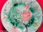 Fabulous ANTIQUE GERMAN  MAJOLICA PLATE 19thCentury c.1800-1849, gm472, Super!!