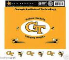 Georgia Tech Cardstock Scrapbooking Stickers FRAMES